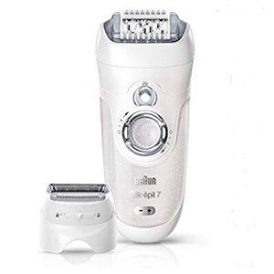 BRAUN Silk Epil 7 Epilator Wet or Dry Trimmer